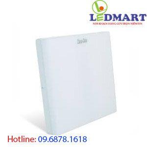 Đèn led ốp trần cảm biến 18w rạng đông LN12.RAD 220X22018W(WC)