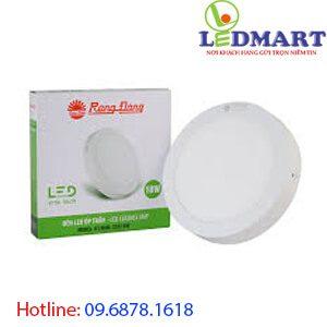 Đèn led ốp trần cảm biến rạng đông D LN05L 22014W