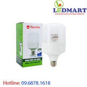 Đèn led búp 12W dùng ác quy rạng đông LED A70N1 12-24VDC12W E27
