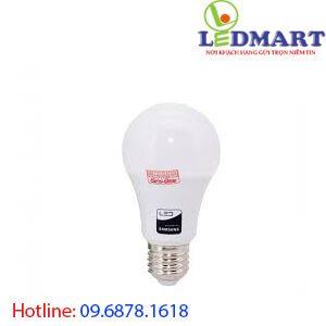Đèn led búp 9W dùng ác quy rạng đông LED A60N1 12-24VDC9W E27