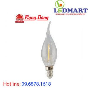 Đèn led búp nến 2,5W rạng đông LED DT C352.5W