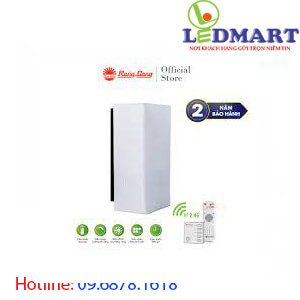 Đèn led gắn tường REMOTE rạng đông D G08L6W.RFĐèn led gắn tường REMOTE rạng đông D G08L6W.RF