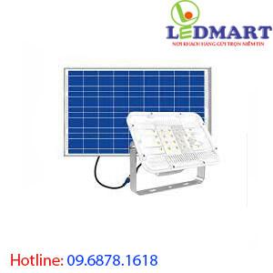 Đèn led pha năng lượng mặt trời rạng đông CP01SL40W