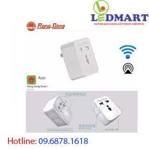 Ổ cắm điện WIFI rạng đông P E0110A.WF