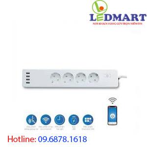 Ổ cắm điện WIFI rạng đông P E0410A.WF