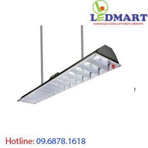 Bộ đèn led tube lớp học rạng đông T8 TT01 CSLH20Wx2