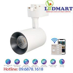 Đèn Tracklight Bluetooth 25W Rạng đông TRL04.BLE 25W