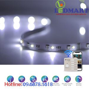 Đèn led dây Bluetooth Rạng đông LD01.BLE.RGBCW 10003W