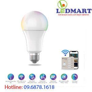 Bóng led Bulb 9W Bluetooth Rạng đông A60.BLE.RGBCW9W